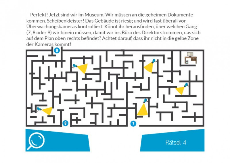 Spurensuche Im Museum Ab 9 Jahre Zalunira Deutschland