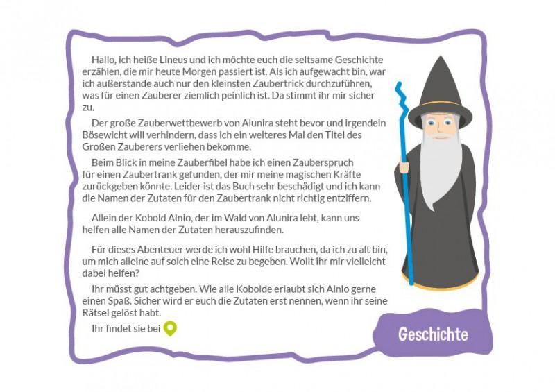 Lineus Der Zauberer 4 5 Jahre Zalunira Deutschland