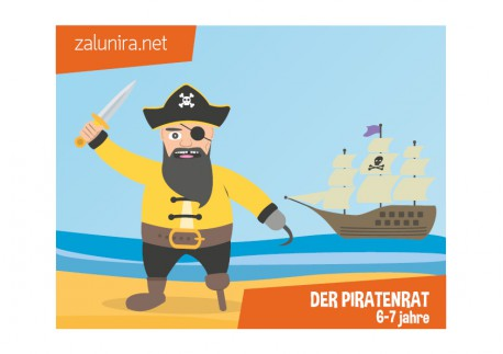 Der piratenrat - 6-7 jahre