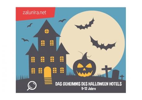 Geheimnis des Halloween Hotels - 9-12 Jahre