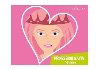Prinzessin Nayia - 7-8 Jahre